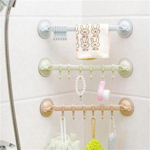 Otário Hang Hook Shower Wall Parede Atrás Da Porta Ganchos Força Da Cozinha Pregar Livre Sem Traço Agrafe 1 3yy L1