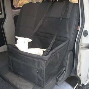 Pet Dog Carrier Pad Safe Carry House Cat Puppy Bag Dog Car Seat Waterproof Dog Seat Bag Basket Pet Products TU