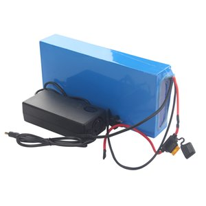 Free AU EU US High quality 60V 12AH electric scooter battery Li-ion 18650 batteries 40A BMS for 750W to 1500W motor with Charger