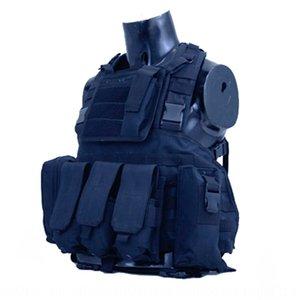 RRV tasca ventre tattico attrezzature VestVest pollo MOLLE combattimento camuffamento multifunzionale gilet CS attrezzature tattiche