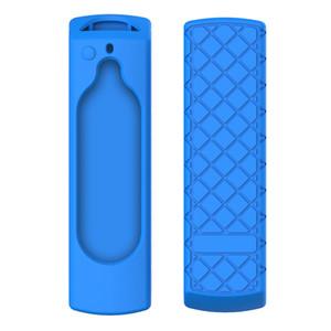 Антипробуксовочная аксессуары Protect Proof Soft Dust многоразовый силиконовый чехол Ударопрочное Remote Case Главная Огонь TV Stick 4K