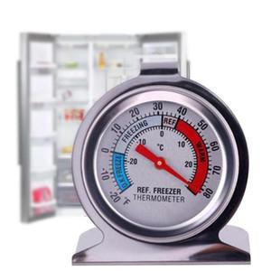 Termometro frigorifero Congelatore in acciaio inox Istantaneo Leggere il monitoraggio del fumatore del forno per la cucina criogenica Attrezzatura di stoccaggio HWC455