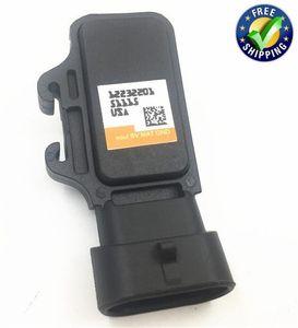 Paquete de 1 Sensores de presión absoluta de colector 12232201 28086011 Sensores MAP para el motor Citroen BYD Geely de Citroen Mitsubishi 4G64