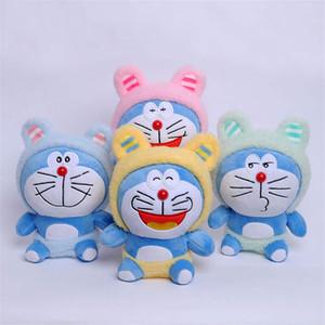 ИНС стиль творческий колокольчик нижнее белье Doraemon плюшевые куклы захватить машина куклы детские игрушки лучший подарок для детей
