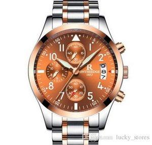 Moda para hombre reloj de pulsera 40mm 116613LB relojes de acero Maestro de cerámica Bisel Movimiento automático xfhg Online