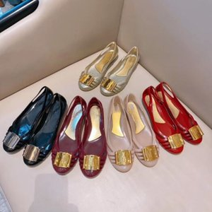 women Summer Sandals breathable and comfortable espadrilles Spring platform with hardware loafer Girls Genuine Leather sick sole V11