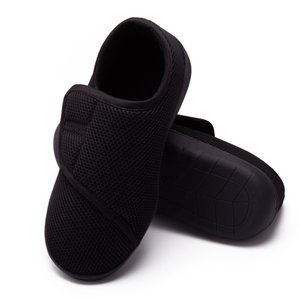 Summer Comfortable Diabetic Shoes foot fat thumb instep height Foot swelling code middle-aged and elderly sandals diabetes