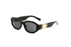 Yüksek kaliteli 4361 Medusa Marka Tasarımcı Güneş ahşap gözlük kutusu durumda olan erkeklerin kadınlar Moda manda güneş gözlükleri için