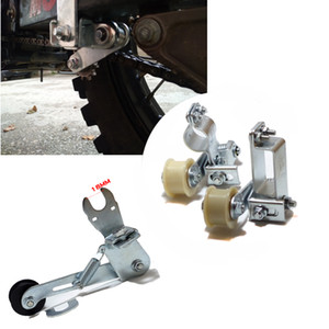 Universal Gear / roue en plastique de moto Tendeur Boulonnée régleur Roller Chain automatique Motocross Racing Refit