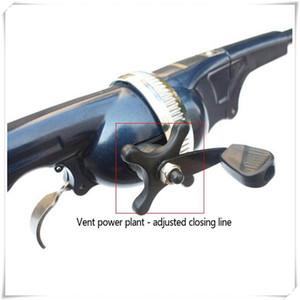 Designer-Ar Livre Folding Mini vara de pesca vara telescópica de aço inoxidável pólos com Reel Linha portátil pesca isca Rods