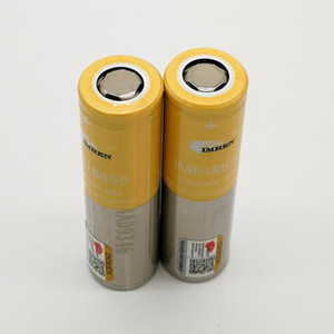 100% Highest quality IMR 18650 Battery 35000mAh 3.7V 30A 18650 Batteries Rechargable Lithium Batteries Fedex Free Shipping