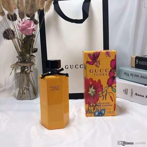 High-End женщины Духи Flora Limited Edition Gorgeous Gardenia 100ml EDT 3.3Floz желтых бутылки Специального дизайн долговечен время Smell
