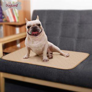 Dog urine pad absorbent pad training dog pet diaper waterproof washable diaper environmentally friendly puppy rabbit diaper