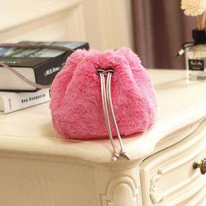 Carino Mini Bags bambini String benna nuova borsa per Ragazze peluche Shoulder Bag Kids Fashion Messenger Bags