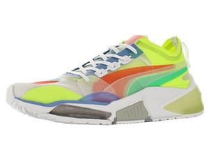 Mens LQD celulares ótica Sneakers Sheer para Masculinos Calçados Esportivos O corredor das mulheres sapatos das mulheres Homem Esporte Mulher treinadores Masculino Feminino Jogging