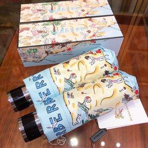 artículos de lujo al por mayor de la novedad-parasol sombrilla paraguas lluvia de las mujeres Paraguas sombrilla sombrilla para las mujeres guardafree nave a EE.UU..