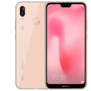 "Оригинальный Huawei Nova 3e 4G LTE сотовый телефон 128GB 64GB ROM 4GB RAM Kirin +659 окта Ядро Android 5,8"" 24.0MP Fingerprint ID Smart Mobile Phone"