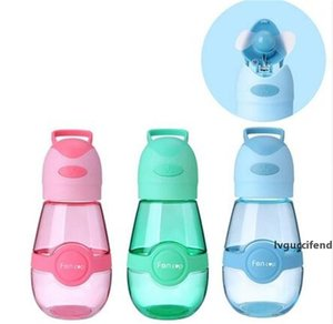 400ml Fans Water Bottle Portable Water Bottle Handy BPA-Free Heat-Resisting with Mini USB Fan Student Summer Cool Fan Cups