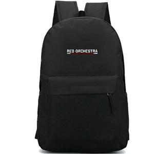 Red Orchestra backpack Heroes of daypack schoolbag Game badge rucksack Sport school bag Outdoor day pack