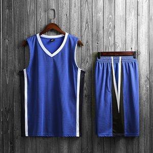 2020 NCAA púrpura del baloncesto de DIY jerseys Hombres Baloncesto personalizado conjuntos uniformes Jersey Profesional de secado rápido de la universidad de deporte