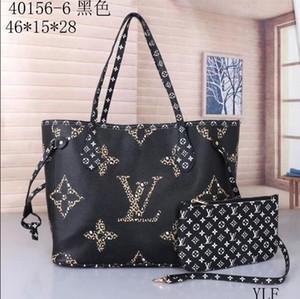 2020 nuovi stili Borse borse delle donne del Tote della spalla della signora Leather Handbag famoso designer marche Nome Fashion Handbags Borse borsa