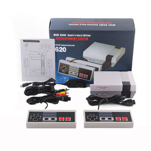 Nuovo arrivo Mini TV in grado di memorizzare 620 500 Game Console Video Handheld per console di gioco NES con scatole al dettaglio dhl