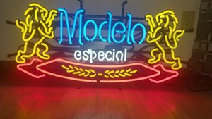 "New MODELO ESPECIAL soccer Beer Light Lamp Neon Sign 20/"""