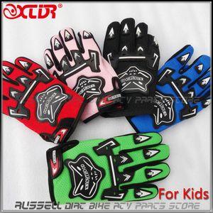 Che corrono i guanti per i giovani / PEEWEE bambini moto Dirt biciclette Pit Bike Poceket Moto ATV / QUAD