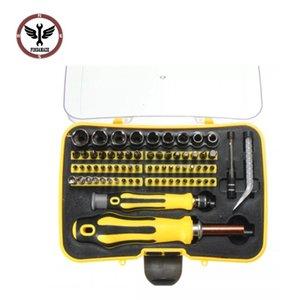 70 dans 1 foyer informatique mobile désassembler combinaison outil / combinaison douille tournevis multi-outil spécial kit de réparation