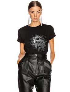 El más reciente de la Mujer Pareja Milán informal camisa de la camiseta de manga corta de verano harajuk camiseta top de femme