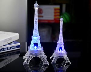 cadeaux usine lumineuse directe Tour Eiffel LED de Paris romantique Tour gros