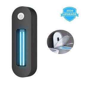 Luce UV disinfettante, USB di ricarica portatile disinfezione ultravioletta lampada igienici Disinfezione Ligh anche per il guardaroba Shoebox