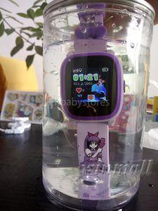Waterproof Df25g Gps Ip67 Kids Smart Watch Phone Swim Smartwatch Sos Location Device Tracker Kids Safe Anti-lost Baby Monitor