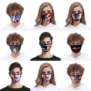 Uxury Masks Face Fashion Designer Dust Bag Handbags Adult Kids Fun Fancy Dress Lower Half Face Mouth Muffle Mask Reusable Ddesigner