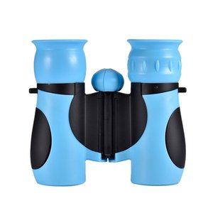 New Kids Binoculars Set 8x21 High Resolution Binoculars With Storage Bag And Other Accessories For Kids Bird Watching Watching