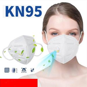 3-Layer maschere monouso antipolvere, Viso, Bocca Anti PM2.5 Anti di respirare la polvere maschere di sicurezza Viso traspirante monouso Earloop Bocca