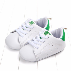 Spring and Autumn New Style Baby Shoes Anti-slip Casual BABY'S Shoes MacBook 0-1-Year-Old 0886