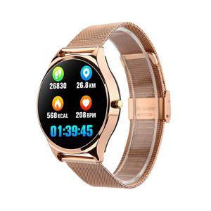 Unisex Smart Watch Bluetooth Fitness Activity Tracker With Heart Rate Oxygen Blood Pressure Monitor Waterproof Smart Watch New