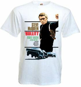 BULLIT T-shirt blanc toutes tailles