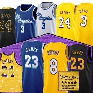 أطفال ليبرون جيمس 23 6 جيرسي كرة السلة براينت أنتوني 3 كايل ديفيز كوزما الرجال الكبار الشباب 8 شاكيل اونيل 34 Earvin 32 جونسون