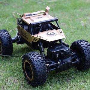 Liga de quatro-drive de cross-country carro de escalada carro grande controle remoto brinquedo elétrico das crianças menino presente de corrida