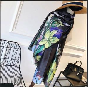 ricami colore puro nella femmina sciarpa lunga di cotone letteratura giapponese primavera e l'arte, le donne sciarpe, il sole estivo, scialli