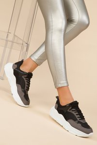 SOHO Sport Women Fashion Sneaker High Quality Female Casual Mix-color Shoes Ladies Comfortable Flats Shoes Spring 14246