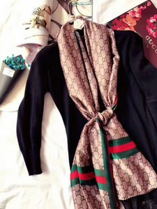 Spring summer scarves brand new scarf for men and women scarf silk shawl fashionable silk scarf 190*80cm