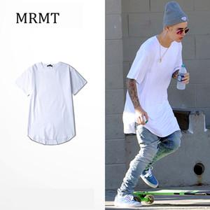 2020 yeni MRMT 7 renkleri Yüksek sokak ark etek t gömlek uzatılmıştır Üzeri boyutu TEE kısa MX200509 tişört Pamuk tişört kollu