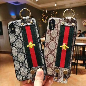 For iPhone 11 Pro Max X XR Xsmax Luxury Phone Case Fashion Leather Cover for Samsung S20 Ultra S10 S9 S8 plus Note 10plus note 9 8