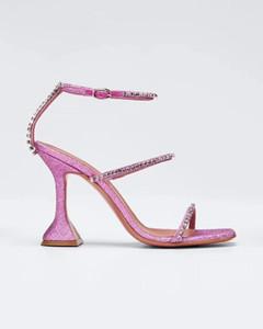 Großhandel Top-Qualität Design Frauen Sandalen, Luxus-Kleid Schuhe Schuhe, Markenschuhe, dres shoesetc, von original Lammfell