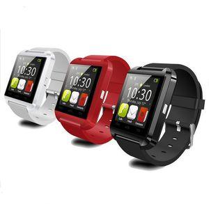 U8 originale intelligente Montre Bluetooth électronique intelligent Apple IOS Wristwatch montre Android Smart Phone Regarder PK GT08 DZ09 A1 M26 T8