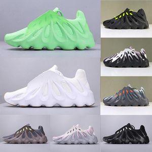 Venda Hot Kanye West 451 homens mulheres tênis 3M Vulcão corredor da onda malva 451s vulcânicas fluorescentes homens formadores das sapatilhas esportivas