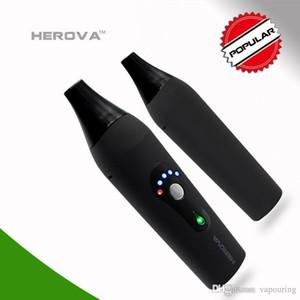 Vapouring 100% d'origine Airisvape Herova T2 3 dans une cire à sec Vaporisateur Pen Portable E cigarette Vaporisateur sec Herb Vape Pen 1